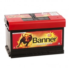 Аккумулятор BANNER Power Bull R12V 72Ah 660A
