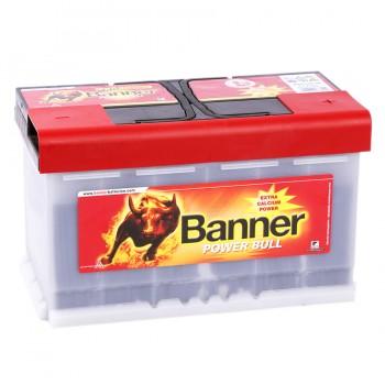 Аккумулятор BANNER Power Bull R12V 84Ah 720A