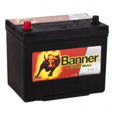 Аккумулятор BANNER Power Bull ASIA L12V 70Ah 600A