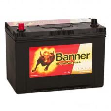 Аккумулятор BANNER Power Bull ASIA L12V 95Ah 740A