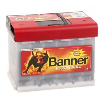 Аккумулятор BANNER Power Bull Pro R12V 63Ah 600A