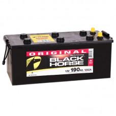 Аккумулятор Black Horse R12V 190Ah 1250A