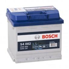 Аккумулятор Bosch S4 002 R12V 52Ah 470A
