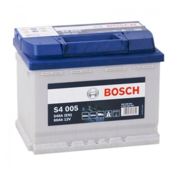 Аккумулятор Bosch S4 005 R12V 60Ah 540A