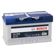 Аккумулятор Bosch S4 010 R12V 80Ah 740A