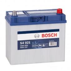 Аккумулятор Bosch S4 021 R12V 45Ah 330A