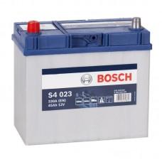 Аккумулятор Bosch S4 023 L12V 45Ah 330A
