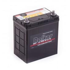 Аккумулятор DELKOR L12V 40Ah 370A