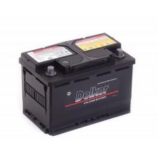 Аккумулятор DELKOR L12V 74Ah 680A