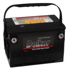 Аккумулятор DELKOR L12V 70Ah 780A
