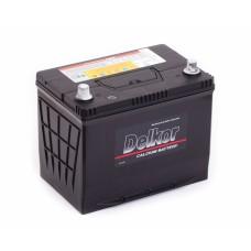 Аккумулятор DELKOR L12V 80Ah 680A