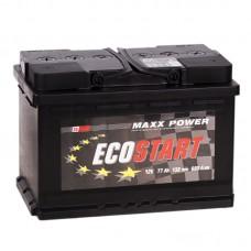 Аккумулятор Ecostart L12V 77Ah 680A