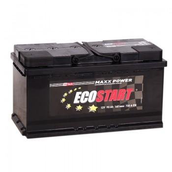 Аккумулятор Ecostart L12V 90Ah 720A