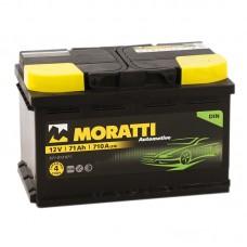 Аккумулятор Moratti R12V 71Ah 710A