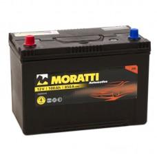 Аккумулятор Moratti Asia L12V 100Ah 850A