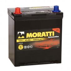 Аккумулятор Moratti Asia L12V 45Ah 400A