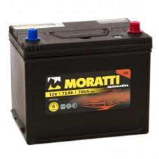 Аккумулятор Moratti Asia R12V 75Ah 700A