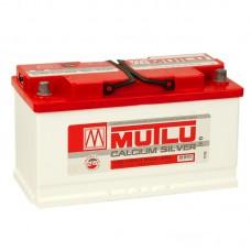 Аккумулятор Mutlu Calcium Silver R12V 100Ah 850A