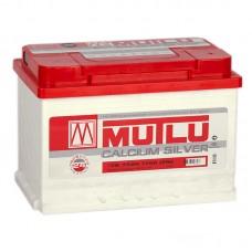Аккумулятор Mutlu Calcium Silver R12V 75Ah 720A