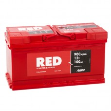 Аккумулятор Red R12V 100Ah 900A
