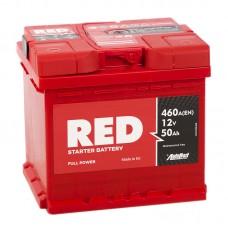 Аккумулятор Red R12V 50Ah 460A
