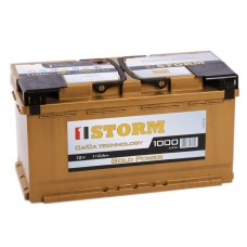 Аккумулятор Storm Gold R12V 110Ah 1000A