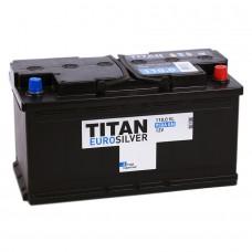 Аккумулятор Titan Euro R12V 110Ah 950A