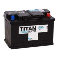 Аккумулятор Titan Euro R12V 76Ah 730A