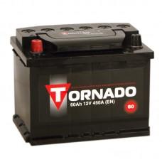 Аккумулятор Tornado L12V 60Ah 450A