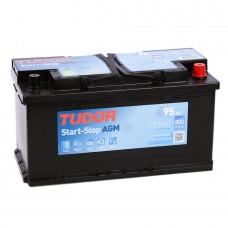 Аккумулятор Tudor AGM R12V 95Ah 850A