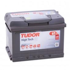 Аккумулятор Tudor High-Tech R12V 61Ah 600A