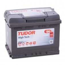 Аккумулятор Tudor High-Tech R12V 64Ah 640A