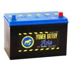 Аккумулятор Тюмень Азия R12V 95Ah 720A