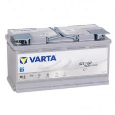 Аккумулятор Varta AGM G14 R12V 95Ah 850A