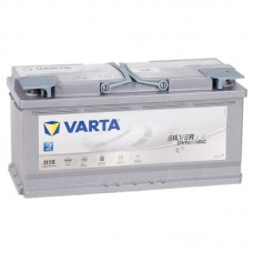 Аккумулятор Varta AGM H15 R12V 105Ah 950A