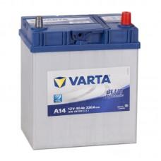 Аккумулятор Varta Blue A14 R12V 40Ah 330A