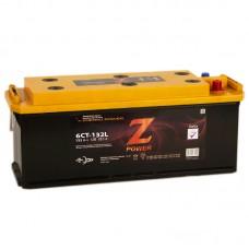 Аккумулятор Z-Power R12V 132Ah 850A
