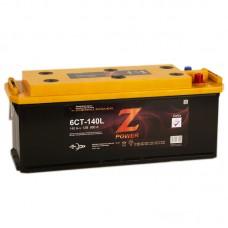 Аккумулятор Z-Power R12V 140Ah 880A