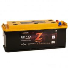 Аккумулятор Z-Power L12V 140Ah 880A