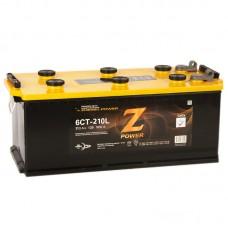 Аккумулятор Z-Power L12V 210Ah 1300A